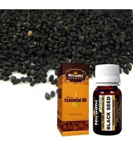 Olejek eteryczny  CZARNUSZKA 15ml Niradhi Herbals