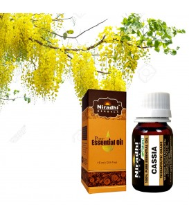 Olejek eteryczny Cassia15ml Niradhi Herbals