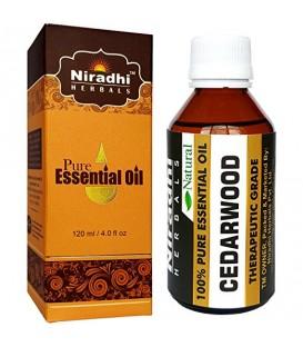 Olejek eteryczny CEDROWY 15ml Niradhi Herbals