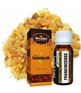 Olejek eteryczny Frankincense Oil 15ml Niradhi Herbals