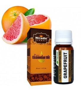 Olejek eteryczny czysty 100% GREJPFRUTOWY 15ml Niradhi Herbals