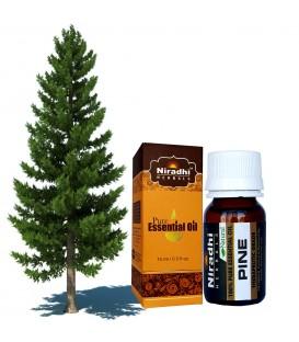 Olejek eteryczny czysty 100% PINIOWY 15ml Niradhi Herbals