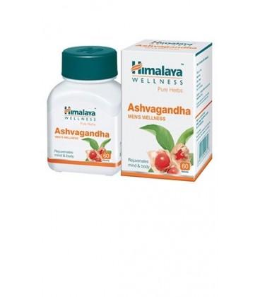 Ashwagandha Himalaya - na witalność i energię