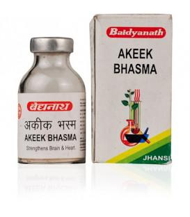 LOHA BHASMA, proszek 10 g Baidyanath - Żelazo przeciw anemii i osłabieniu